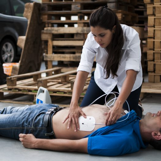 First Aid, CPR and AED Instructor Training