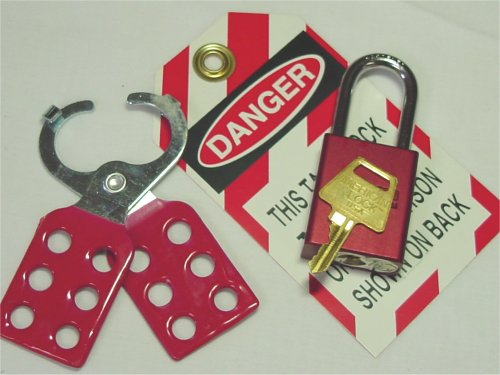 OSHA 7115 – Lockout/Tagout
