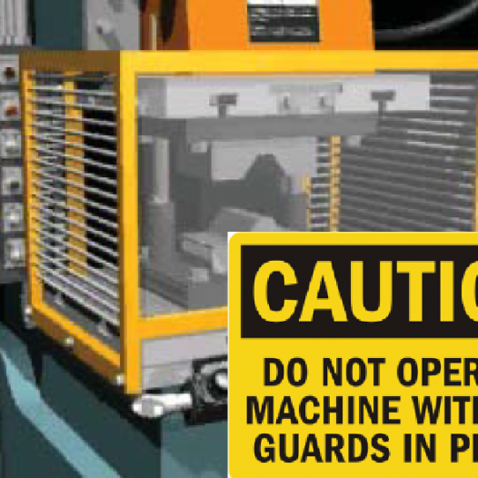 OSHA 2045 – Machinery And Machine Guarding Standards