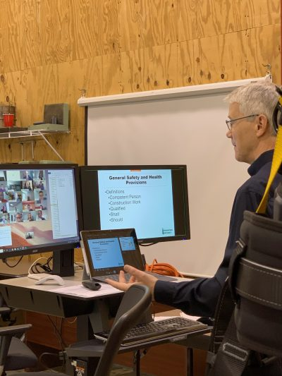 How to teach virtually – Preparation for the Safety Professional